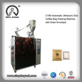 Wholesale Ultrasonic Seal Drip Small Coffee Bag Packing Machine