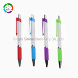 2017 New Plastic Ball Point Pen Office Stationery for Promotional Gift