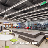 2018 Hot! Suspended LED Linear Trunking Light for Office, Supermarket Lighting