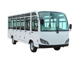 Europe Market 23 Seater Electric Shuttle Bus Sightseeing Car for Community Park