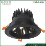 Modern Commercial Ceiling Round 10W 15W 30W 40W COB Recessed LED Spotlight Best Price