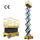 Factory Supply Mobile Hydraulic Electric Automatically Self-Propelled Scissor Lift Platform Ladder / Movable Man Material Scissor Lift