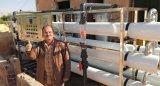 Seawater Desalination Cheap Underground Beverage Making Pretreatment Reverse Osmosis / RO Pure Water Treatment Plant