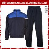 Blue and Black Wonder Basketball Uniform Tracksuit for Men (ELTTI-3)