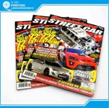 A4 Full Color Monthly Magazine Printing