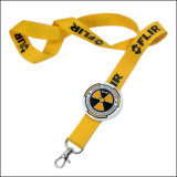 Discount Price 3D Silkscreen Printed/Printing Logo Custom Lanyard for Sale