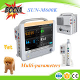 12 Inch Animals Multi-Parameter Patient Monitor Price