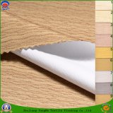 Home Textile Woven Polyester Fabric Polyester Waterproof Fr Blackout Curtain Fabric