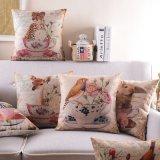 Print 45X45cm Square PE Foam Outdoor Chair Cushions