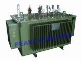 Amorphous Alloy Oil-Immersed Distribution Transformer (10kV Class 30~2500kVA)