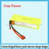 High Discharge Rate 11.1V 15c Lithium Polymer Battery for RC Battery