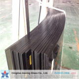 Curved Temperated Laminated Glass for Build Glass