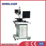 High Speed Fully Automatic Qcw Spot Laser Welding Machine for USB Manufacturing