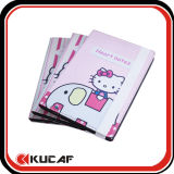 Custom Colourful PU Daily /Weekly Planner School Notebook for Classmate School Stationery