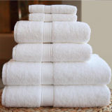 Shanghai DPF Textile Pure Cotton White Towel Set