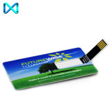 Custom Business Memory Card Flip Wallet USB Stick Flash Drive