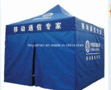 Outdoor 3X3m Heavy Duty Hex 50mm Marquee with Mesh Window