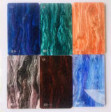 High Gloss Marble Plate Cast Plastic Board Acrylic Sheet