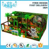Big Customer Size Indoor Playground Equipment Park