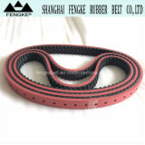Rubber Timing Belts with Holes for Vacuum Film Packaging Machine