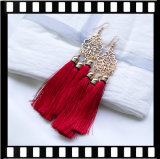 Wholesales Fashion Fantastic Women Long Tassel Wedding Dangle Earrings Jewelry