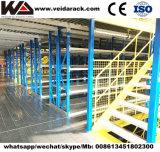 Mezzanine Metal Floor Rack for Warehouse Storage Display