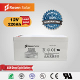 VRLA Battery 12V Solar Batteries Price 12V 220ah for UPS Systems