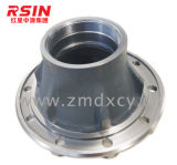Customized Iron Casting Parts/Heavy Duty Truck and Trailer Axle Part Wheel Hub/Ductile Iron Sand Casting Parts