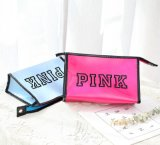 2021 Travel Fashion Pattern Cute PU Leather Makeup Organizers Pouch Lazy Cosmetic Bag for Women