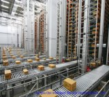Save Labor Cost 60% Warehouse Automatic Racking Systems as/RS