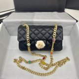 2021 Spring Hot Sales Replica Ladies Shoulder Bag with Jeweled Chain