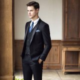 Fashion Dress Apparel Made to Measure Jacket Men′s Business Suit