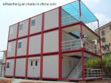 Flat Pack Container Home / Modular Container Office (shs-fp-office041)