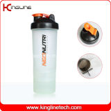600ml Plastic Blender Shakers with 2 Compartment (KL-7029)