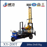 Easy Moving Tractor Mounted Water Wells Drilling Rig