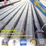 En10219-2 &En10210-2 Coating Carbon Steel Pipes with Ce, ISO9001 and API 5L Certificates