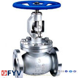 API6d Class150~600 Flanged Stainless Steel Globe Valve