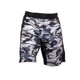 Camouflage Sublimation Printed MMA Fighter Boxing Wear for New Design