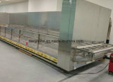 Factory Supply Tunnel Quick Freezer IQF Frozen Pizza or Dough for Chain