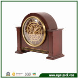 High Quality Manufacturer Wooden Table Clock