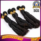 Spring Curl Hair Extension Indian Human Hair Weft
