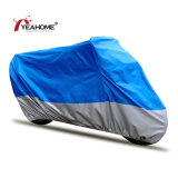 Hot Sale Outdoor Waterproof Anti-UV Motorcycle Cover Patchwork Design