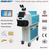 200W 300W 90j Gold Silver Chain Mini Jewelry Spot YAG Laser Welding Equipment Portable Dental Jewellery Welder Price CCD Repair Soldering Machines