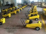 6.5HP Gasoline Powerful Wood Chipper Shredder & Wood Cutting Machine