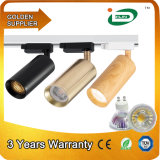 CE RoHS Indoor Shop COB Ceiling LED Spot Track Light GU10 Surface Mounted