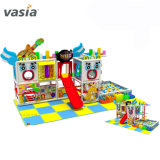 Happy Music Style Small Funny Soft Indoor Playground for Children