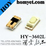 Wholesale Electronic Tact Switch with Long Base Round Handle White Base (HY-3602L)