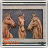 Wholesale Indoor Decoration Artificial Sculpture Painting Statues