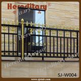 Top Quality Prefabricated Steel Fence Supplier for Villa (SJ-W004)