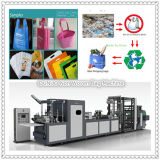 Double Layer Soft Loop Nonwoven Bag Making Machine